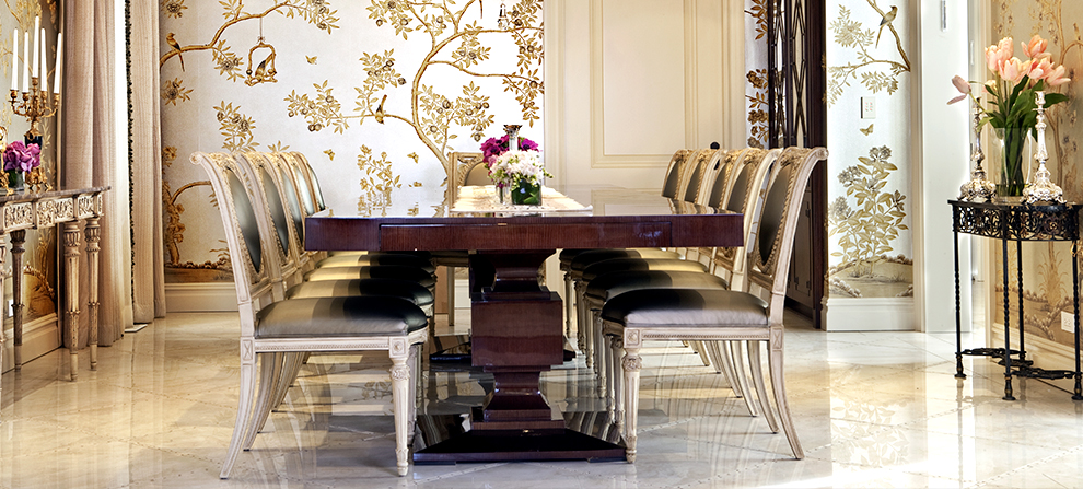 New York Residential Interior Design and Commercial Interior Design